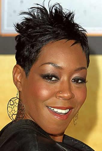 Hair Style , 10 Charming Black Styles For Short Hair : 2011 Short Black Hair Cuts