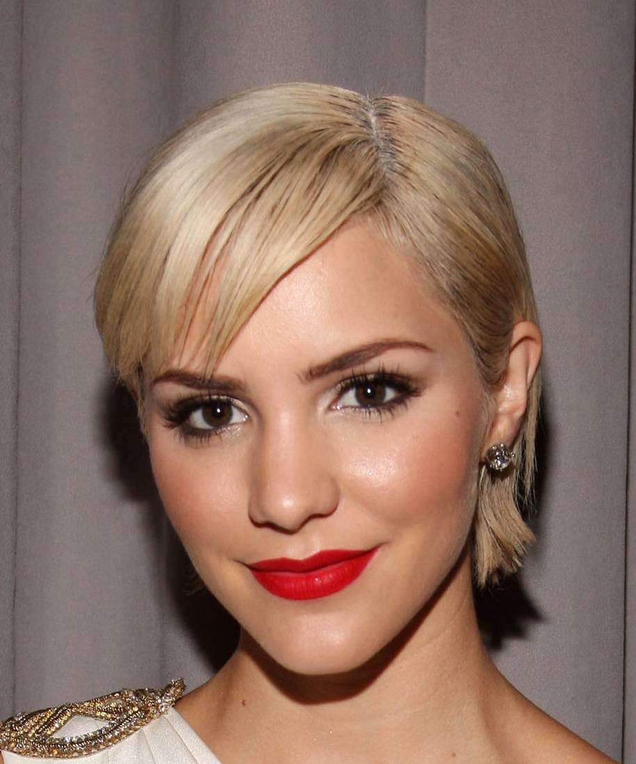 2013 inverted bob for fine hair : amazing short hairstyles for fine