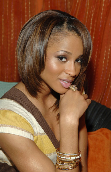 5 Charming African American Layered Bob in Hair Style