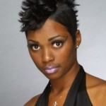 African American mokawk haircut for women , 8 Hottest Short Hairstyles African American Women In Hair Style Category