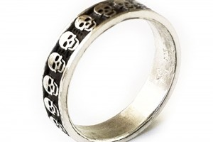 1000x1000px 9 Cool Skull Wedding Band Picture in Jewelry