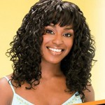 Bangs weave hairstyles , 9 Wonderful Short Curly Weave Hair In Hair Style Category