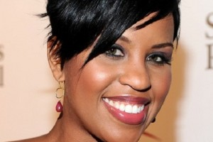 500x597px 9 Charming Black Hairdos For Short Hair Picture in Hair Style