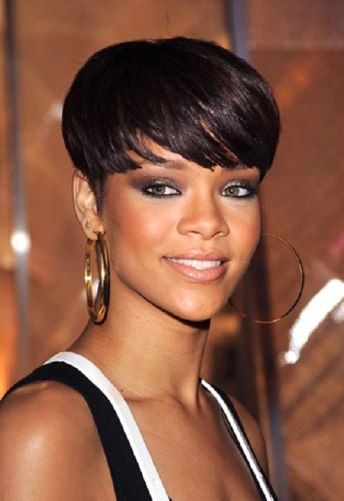 8 Stunnning 2013 Black Short Hairstyles in Hair Style