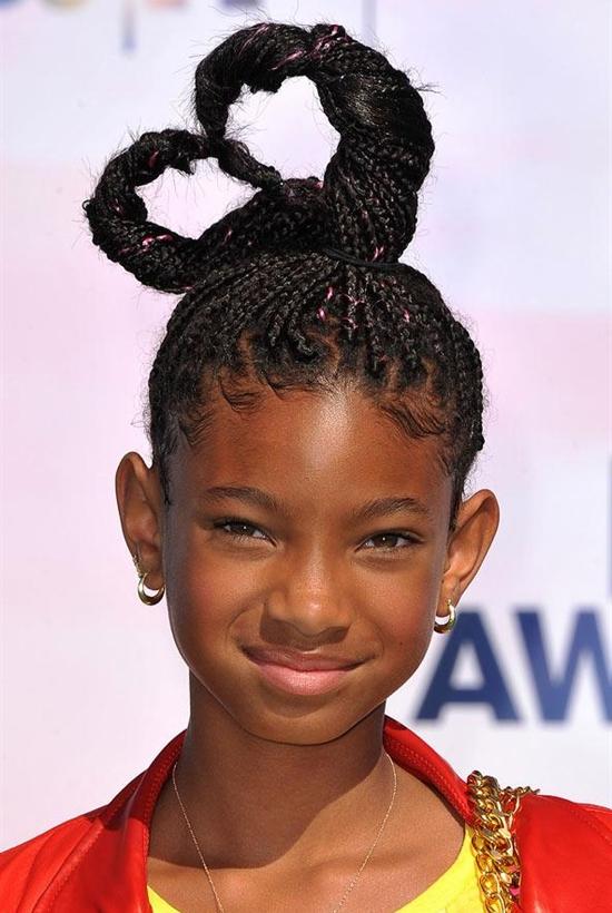 Black women hairstyles 2013 9 beautiful hairstyles for black large 550 x 820 urmus Gallery