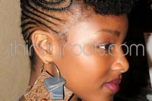 667x1000px 9 Lovely Simple Braid Hairstyles For Black Girls Picture in Hair Style