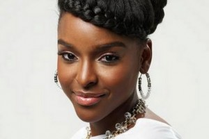 Hair Style , 9 Beautiful Hairstyles For Black Women 2013 : Bridal Hairstyles For Black Women