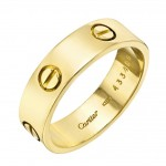 Cartier Mens Gold  , 8 Awesome Cartier Wedding Bands For Men In Jewelry Category