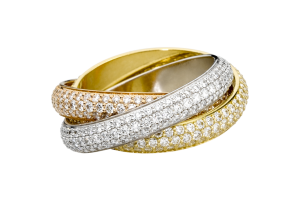 Jewelry , 8 Lovely Cartier Wedding Bands Women : Cartier wedding band