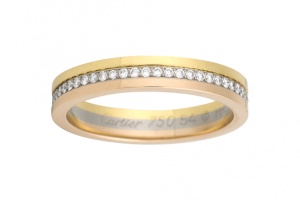 Jewelry , 9 Fabulous Cartier Wedding Bands For Women : Cartier wedding bands