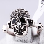 Cheap Platinum Skull Ring , 9 Good Platinum Skull Ring In Jewelry Category