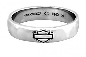 Jewelry , 9 Stunning Harley Wedding Rings : Classic Men Wedding Band