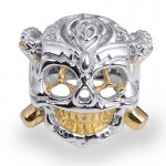 Compare platinum skull rings , 9 Good Platinum Skull Ring In Jewelry Category