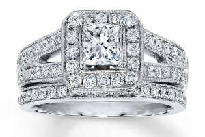 Jewelry , 9 Awesome Jared Wedding Sets : Diamond Bridal