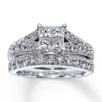 Diamond Bridal Set , 9 Awesome Jared Wedding Sets In Jewelry Category