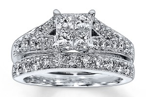 Jewelry , 9 Awesome Jared Wedding Sets : Diamond Bridal Set
