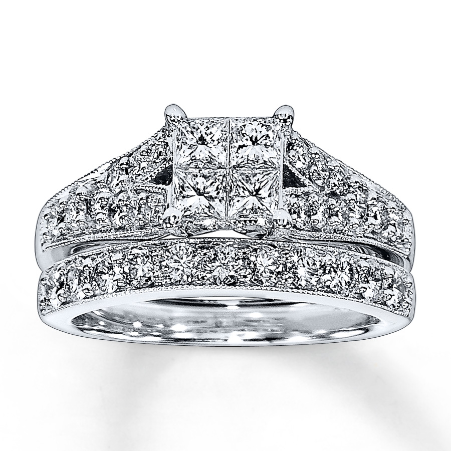 9 Awesome Jared Wedding Sets in Jewelry