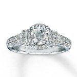 Diamond Engagement Ring , 8 Hottest Jareds Wedding Rings In Jewelry Category