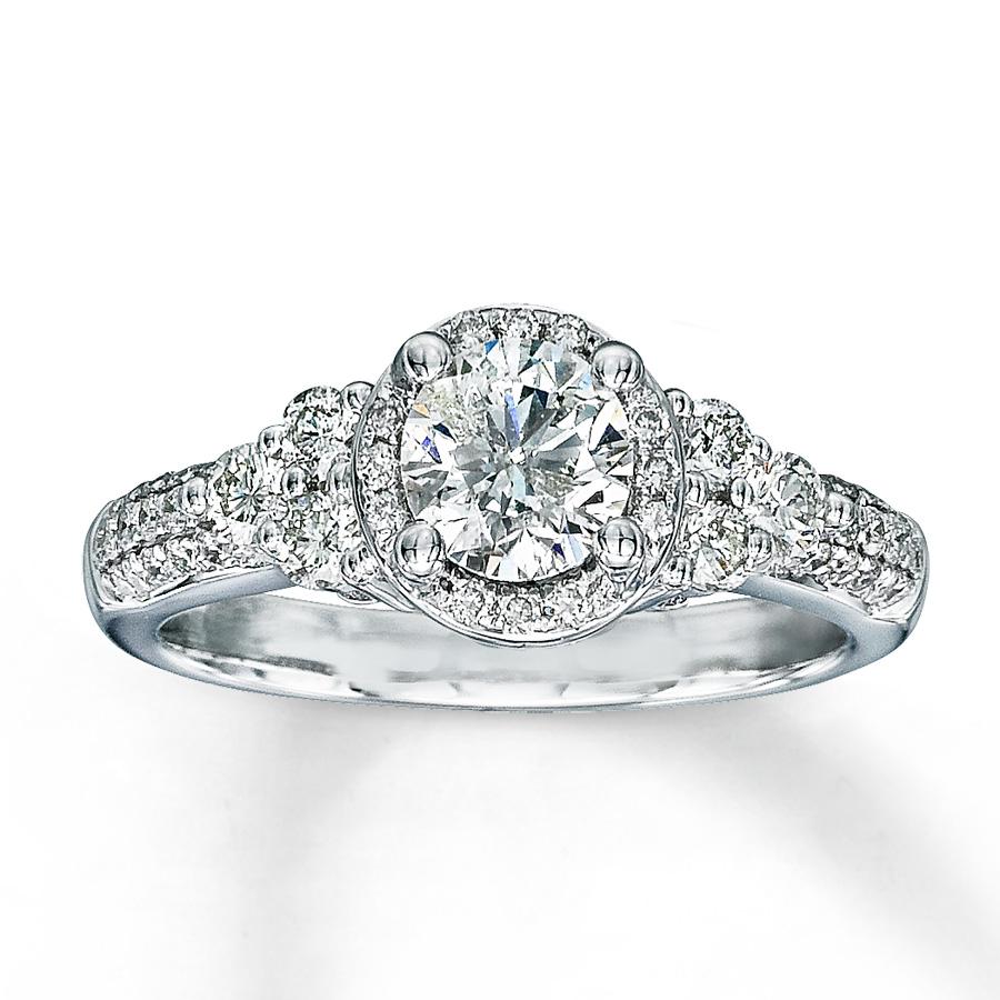 Jewelry , 8 Hottest Jareds Wedding Rings : Diamond Engagement Ring
