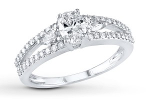Jewelry , 8 Hottest Jareds Wedding Rings : Diamond Engagement Ring
