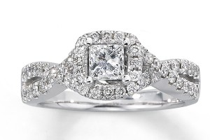 Jewelry , 6 Stunning Jared Jewelry Wedding Rings : Diamond Engagement Ring