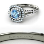 Disney Merch used it to design rings inspired , 8 Good Disney Princess Engagement Rings Galleries In Jewelry Category