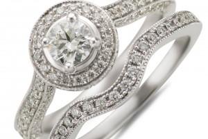 Jewelry , 7 Lovely Ebay Wedding Rings : Ebay Diamond Wedding Ring Sets
