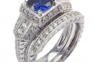 Jewelry , 7 Gorgeous Ebay Wedding Rings Sets : Engagement Wedding Ring Set