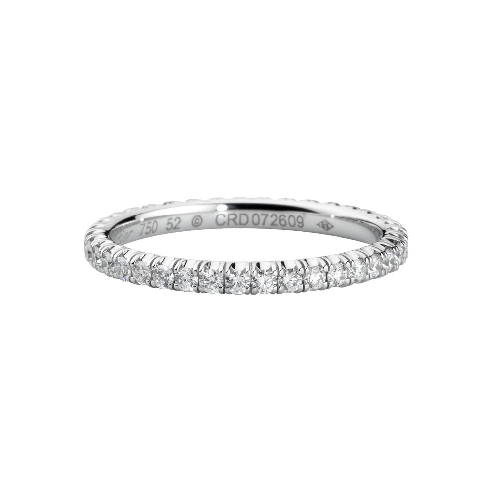 9 Fabulous Cartier Wedding Bands For Women in Jewelry