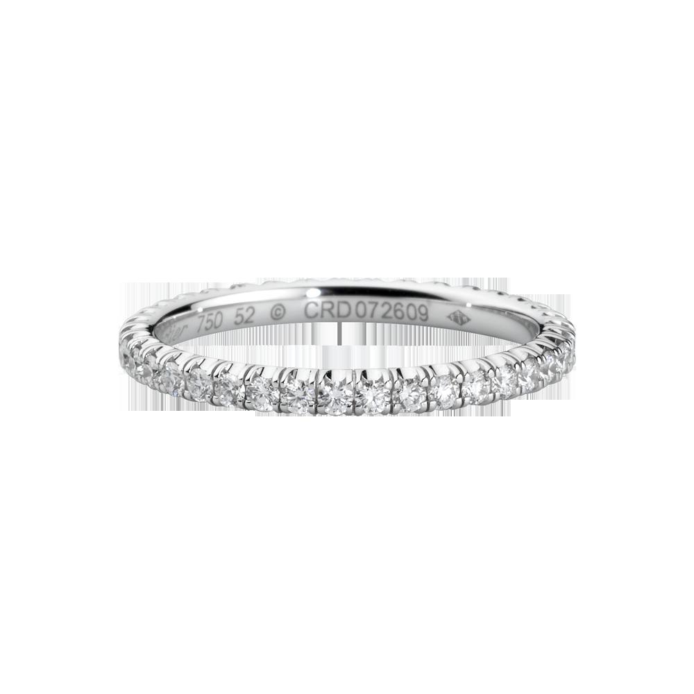 9 Fabulous Cartier Wedding Bands For Women in Jewelry