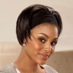 Hairstyles For Black Women , 9 Fabulous Short Hairdos For Black Women In Hair Style Category