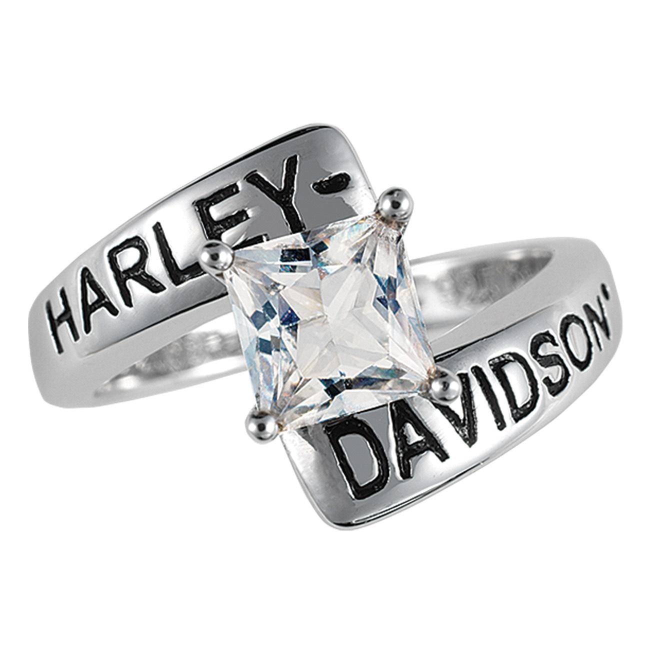 harley davidson ladies crossroads birthstone ring woman. Black Bedroom Furniture Sets. Home Design Ideas
