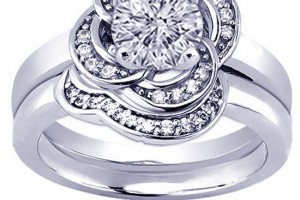 550x550px 10 Charming Cheap His And Her Wedding Ring Sets Picture in Jewelry
