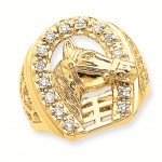 Horseshoe Men Ring , 12 Superb Ebay Rings For Men In Jewelry Category