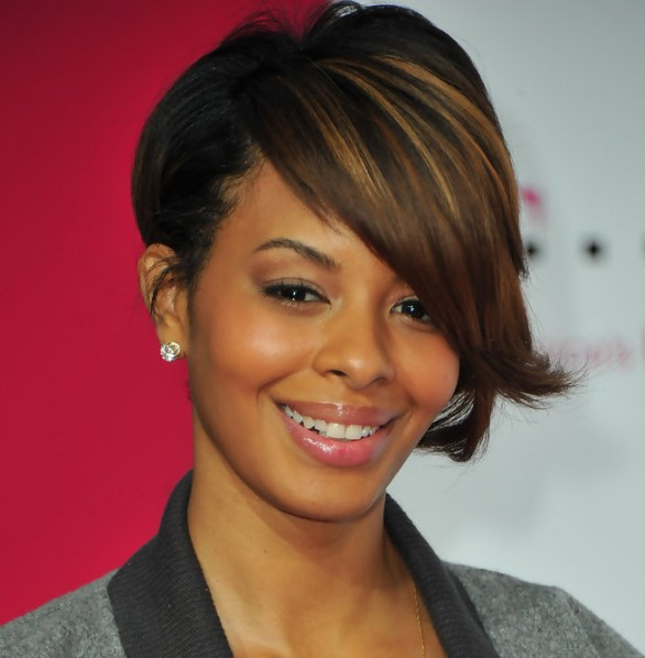 Hair Style , 8 Superb Black Bob Hairstyles Pictures : Inverted Bob For Black Women