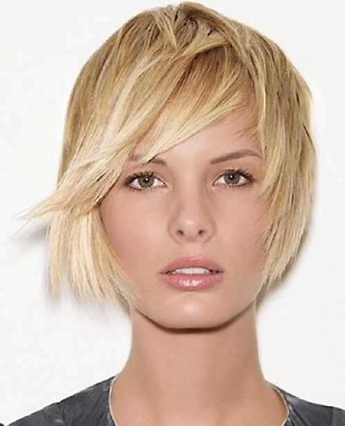 9 Amazing Short Hairstyles For Fine Thin Hair Women in Hair Style