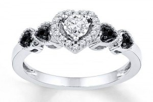 Jewelry , 9 Awesome Kay Jewelers Rings For Women : Kay Jewelers Promise Rings White Gold