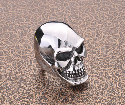 5 Awesome Cheap Skull Rings For Men in Jewelry
