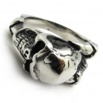 New Designer Mens Skull Wedding Bands , 9 Stunning Skull Wedding Bands For Men In Jewelry Category