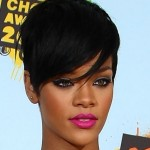 Rihanna Short Black Haircut , 9 Charming Black Hairdos For Short Hair In Hair Style Category