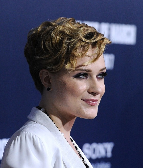 12 Cool 2013 Short Curly Hairstyles in Hair Style