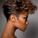 Short Wavy Hairstyles For Black Women 2013 , 9 Fabulous Short Hairdos For Black Women In Hair Style Category
