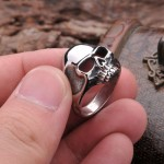 Skull Jewelry , 5 Awesome Cheap Skull Rings For Men In Jewelry Category