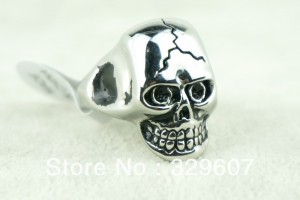 Jewelry , 9 Stunning Skull Wedding Bands For Men : Skull Wedding Rings