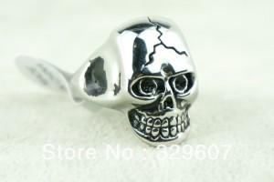 Jewelry , 9 Stunning Skull Wedding Bands For Men : Skull Wedding Rings