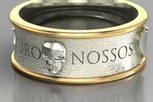 Jewelry , 9 Cool Skull Wedding Band : Skull Wedding Rings