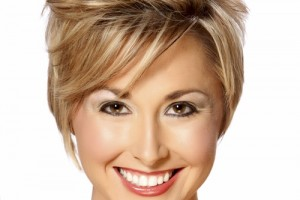 Hair Style , 9 Superb Pictures Of Short Hairstyles For Fine Thin Hair : Sweet Short Hairstyles For Fine Hair