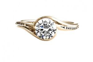 Jewelry , 9 Stunning Harley Wedding Rings : Traditional Engagement Ring