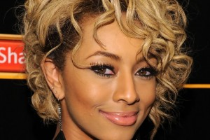 Hair Style , 12 Cool 2013 Short Curly Hairstyles : Trendy Short Curly Hairstyle from Keri Hilson