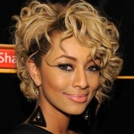 Trendy Short Curly Hairstyle from Keri Hilson , 13 Unique Curly Short Hairstyles 2013 In Hair Style Category
